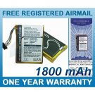 EXTENDED BATTERY FOR AIRIS N509 T605