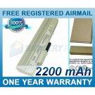 BATTERY FOR MEDION AKOYA MINI E1210