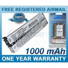 BATTERY FOR MOTOROLA 53871 CP100 NEXTEL I500 PLUS NEXTEL I550 NEXTEL I700 NEXTEL I700 PLUS