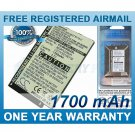 BATTERY FOR I-MATE ULTIMATE 9502