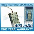 BATTERY FOR APPLE IPOD NANO 2GB IPOD NAN 4GB MA004LL/A MA099LL/A MA005LL/A MA107LL/A