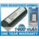 BATTERY FOR TOSHIBA PDR-M70 PDR-M3 PDR-M5 ALLEGRETTO M70 PDR-M4