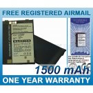 BATTERY FOR AUDIOVOX PPC-6600 PPC-6601 VX6600