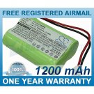 BATTERY PHILIPS NA120D01C089 310412893522