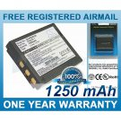 BATTERY FOR PRIMA DS-8330 DS-8340 DS-588 DS-A350 DS-888 DS-8650