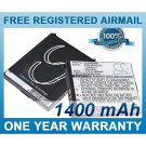 BATTERY FOR SONY PORTABLE READER PRS-900 PORTABLE READER PRS-900BC PRS-900 PRS-900BC