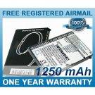BATTERY FOR HP IPAQ RX4000 IPAQ RX4200 IPAQ RX4240 IPAQ RX4540 IPAQ RX4540 IPAQ RX4545