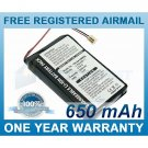 BATTERY FOR SONY NW-A1000 NW-A1200S NW-A1200V NW-A1200