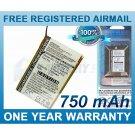 BATTERY FOR SONY NWZ-A720 NWZ-A726 NWZ-A728 NWZ-820 NWZ-A726 NWZ-A826 NWZ-A828 NWZ-A829 NWZ-A729BLK