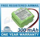 BATTERY DOGTRA DC-7 EDT102 40AAAM6YMX BP-15