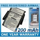 BATTERY FOR SAMSUNG SGH-I607 SGH-I600 BLACKJACK SGH-I600V I601 BLACKJACK ACCESS A827 SGH-A827