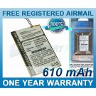BATTERY FOR SAMSUNG SAMAUNG YP-P3 8GB YP-P3 16GB YP-P3CB/XSH YP-P3JEB/XAA YP-P3JCB/XAA YP-P3JES/XAA