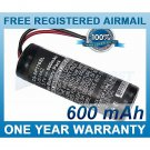 BATTERY FOR SONY PLAYSTATION MOVE NAVIGATION CONTROLLER MOVE NAVIGATION CECH-ZCS1E