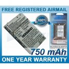 BATTERY FOR SANYO SCP-3800 SCP-6750 SCP-6760 KATANA LX ECLIPSE