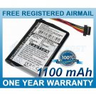 BATTERY FOR TOMTOM XXL IQ ROUTES 4EP0.001.02 1EP0.029.01 5EP0.029.01
