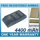 BATTERY FOR TOSHIBA SATELLITE 5105-S501 SATELLITE 5000 SATELLITE 5105-S901 SATELLITE 5100-501