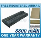 BATTERY FOR TOSHIBA SATELLITE A80-116 SATELLITE M40-307 TECRA A3-181 SATELLITE M100-ST5111