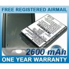 EXTENDED BATTERY O2 XDA 35H00077-00M 35H00077-02M TRIN160