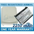EXTENDED BATTERY PALM 157-10079-00 157-10099-00 157-10090-00 STG27A10 DC071010