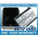 EXTENDED BATTERY PALM 157-10079-00 157-10099-00 157-10090-00 STG27A10 DC071010 30149PLB