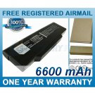 BATTERY FOR PACKARD BELL EASYNOTE R1 EASYNOTE R1000 EASYNOTE R1004 EASYNOTE R2 EASYNOTE R2000