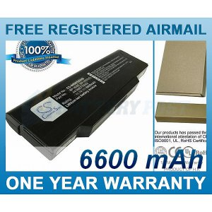 BATTERY FOR WINBOOK W300 W320 W322 W340 W360 W362 W364