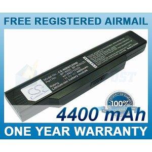 BATTERY FOR WINBOOK W300 W320 W322 W340 W360 W362 W364