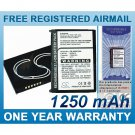 BATTERY I-MATE WIZA16 35H00062-00M 35H00062-03M