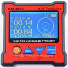 DXL360S GYRO + GRAVITY Angle Meter 2in1 Digital Protractor Inclinometer Level Box 0.01°