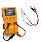M6013 Auto Range Digital Capacitor Capacitance Tester Meter 0.01pF to 470000uF
