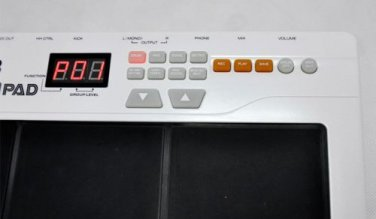 Digital Drum Pad 6 pads 147 sound effects /w metronome and recording functions