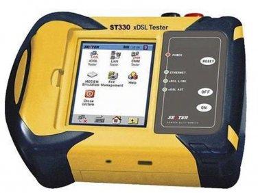 ST330 XDSL Tester �LAN Test, DMM Test