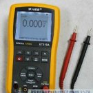 Handheld 10MHz 50MSa/s Oscilloscope Scopemeter & True RMS Multimeter 2in1 USB