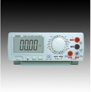 DMM VICHY VC8045 4 1/2 Digital Bench Top Multimeter