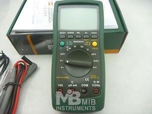 MASTECH MS8226 DIGITAL MULTIMETER - RS232, TEMPERATURE