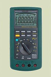 Mastech PC Auto-Range Multimeter True RMS RS232