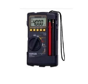 CD800A Mini Pocket size Volt meter Multimeter Meter DMM