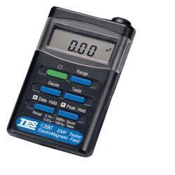 EMF Tester Gauss Electromagnetic Field Meter TES1390