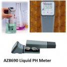 Water Quality Tester Ph/Temp.meter AZ-8690