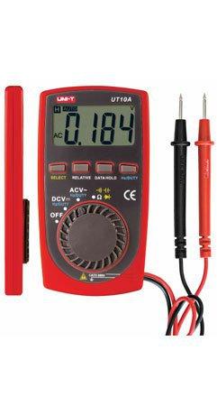 UT10A   Modern Pocket-Size Digital Multimeters