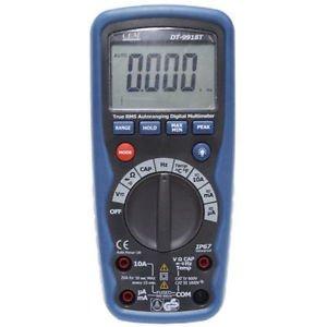 CEM DT-9918T Professional Digital Multimeters DMM