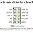 XDS110-Plus XDS110 TI jTAG Emulator CCS SmartRF Flash Programmer2 CC25XX CC26XX