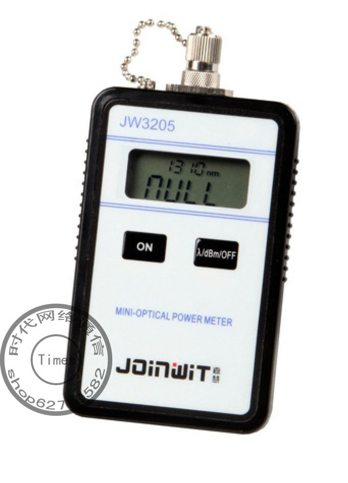New Mini Portable Optical Power Meter JW3205A  -60~+3dB
