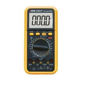 DMM VICHY VC9807+ Digital Multimeter Electrical Meter