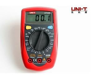 UT33B Palm Size Digital Multimeter Meter Voltmeter DMM