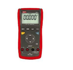 UT713 PROCESS CALIBRATOR VOLTAGE CURRENT SOURCE DMM NEW