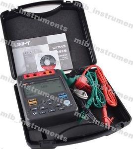 Megger UT513 Digital Insulation Resistance Tester Meter