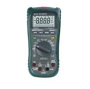 NEW MS8260G Digital Multimeter DMM AC/DC/Ω/nF�/uF/Hz/�