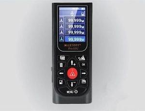 USB Photoelectric Laser Distance Meter Volume Tester 100m Range Finder S3U
