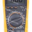 VC9808 DMM Digital Multimeter Meter Voltmeter Tester Voltmeter Ohm-meter